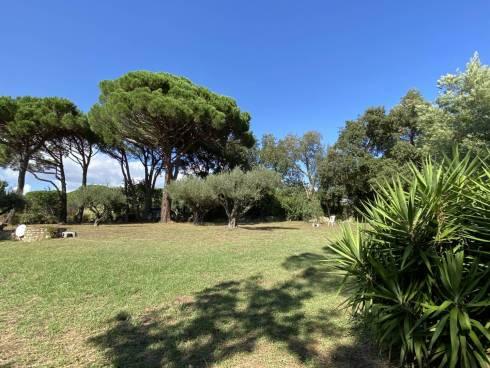 Bergerie sur 2000m² de Terrain à 2 kms des plages de St Tropez (Pampelonne)
