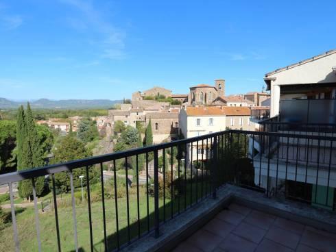 SOUS COMPROMIS - Beau T2 avec terrasse + vue + cave !!!