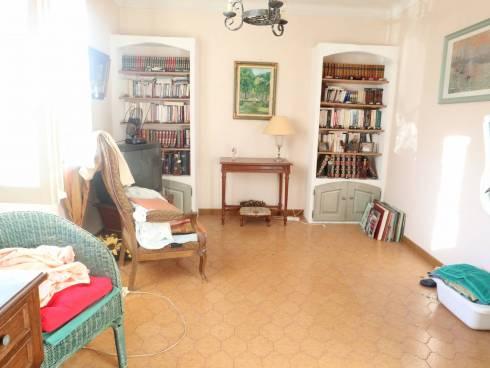 Maison de village scindée en 2 appartements
