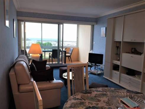 Appartement  en viager occupé, face mer à PORNICHET