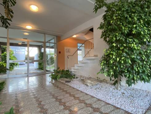 Appartement F2 dans résidence avec Piscine - 100m de la Mer - Terrasse et PK