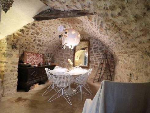 Callas Bastide en pierre