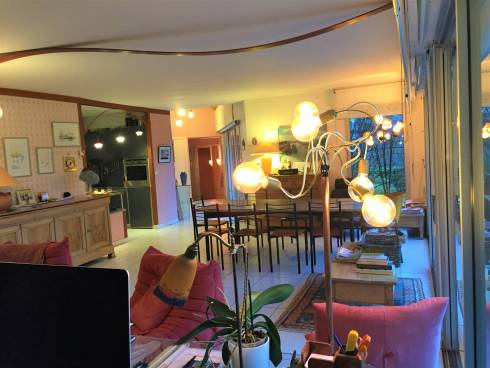 Maison d'architecte Bords de l'ODET, en Viager occupé à GOUESNACH