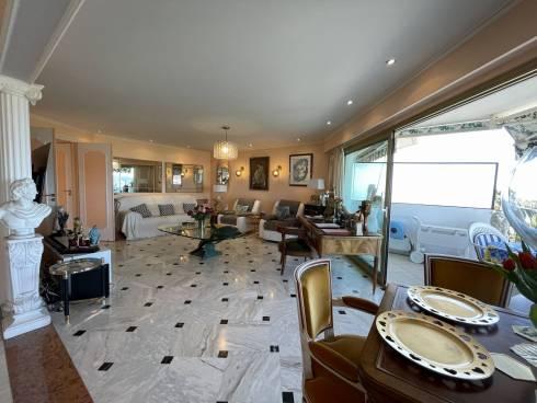 Appartement,f6,Cannes Palm Beach, Vue mer, Nue Propriété ,Mr 88 ans.