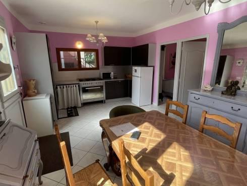 Appartement de 3 pièces rénové au coeur du village de Bargemon