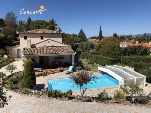 SOUS COMPROMIS - Villa individuelle avec piscine