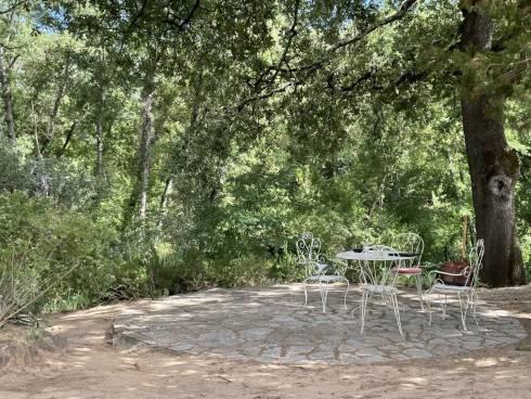 Villa F4 sur 1680m² de terrain - Bord de Rivière avec PONTON
