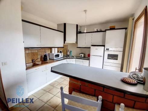 THONON LES BAINS : appartement T2 (48 m² Carrez) à vendre