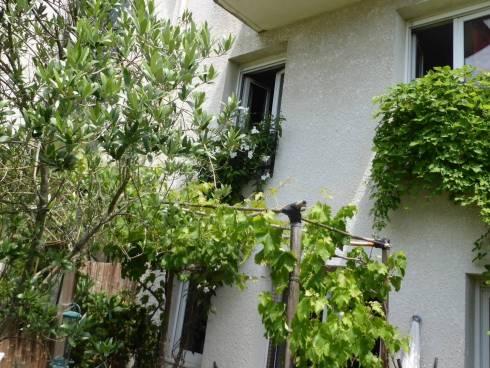 Appartement duplex dans copropriété verdoyante à NANTES