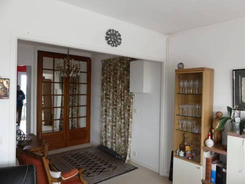 Appartement T4 dans copropriété au calme