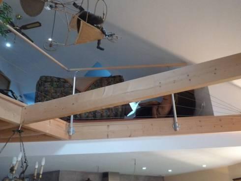 Maison atypique ossature bois à SAINT-MOLF