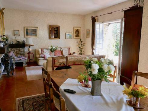 Villa à Draguignan (83300),Viager Occupé dame de 89 ans,Secteur résidentiel du Malmont