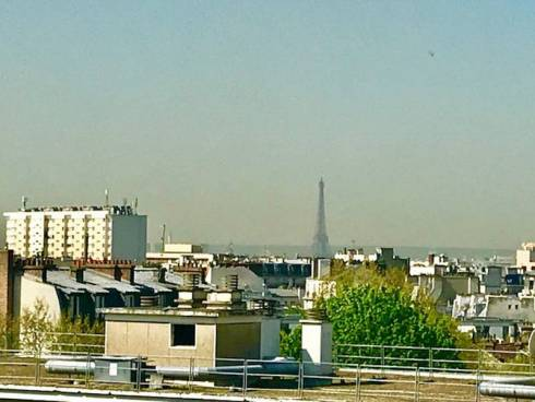 PARIS 19ème - à 200m du Parc des BUTTES CHAUMONT