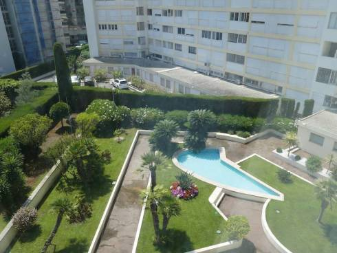 Appartement F3/4 Cannes Croisette + Garage + 2 Caves