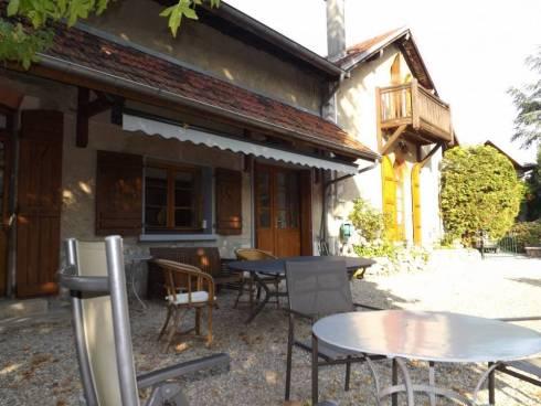 Chambéry maison