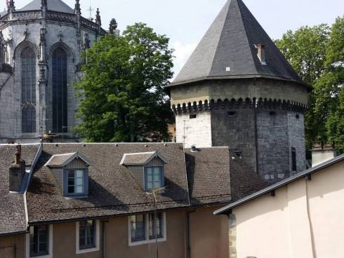 Chambéry appartement