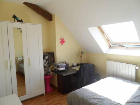 La Motte Servolex Chambéry maison 100m²