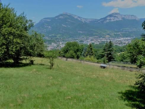 Chambéry centre hauteurs maison
