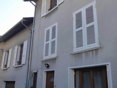 St Pierre d'Allevard maison