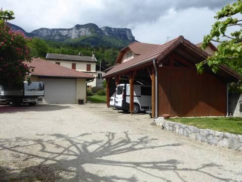 Chapareillan entre Chambéry et Grenoble Maison d'architecte