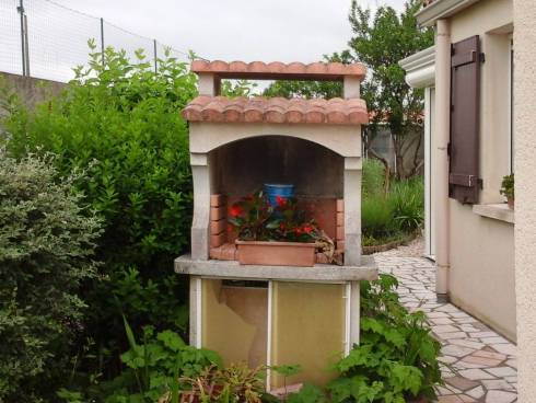 Jolie maison plain-pied en cœur de ville à GIVRAND