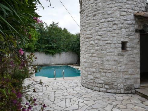Villa F9 Cagnes sur Mer,Viager Libre par Perception de Loyers