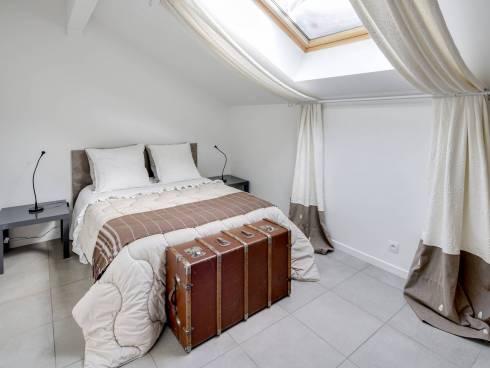 Grenoble belle maison contemporaine d'architecte avec une vue exceptionnelle