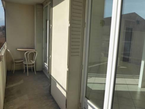 Chambéry centre ville appartement T3 au 5ème étage