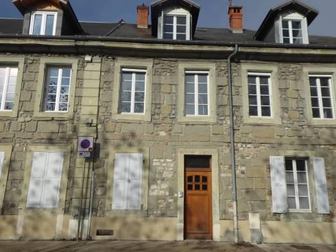 Rumilly, aux portes d'Annecy, appartement T5 duplex et grandes terrasses
