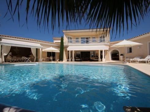 Villa à Roquefort-les-Pins (06330)