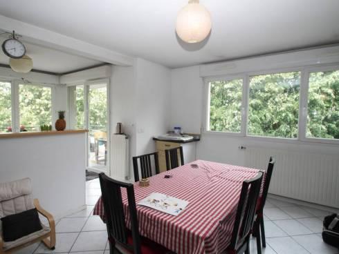 T3 Chambéry terrasse 13 m²
