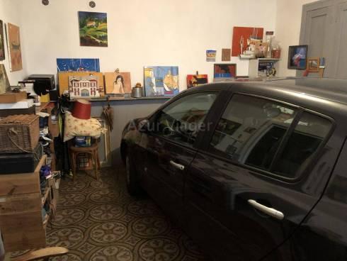 Appt F5 (90m²) + Comble (50m² Carrez) + Garage + Buanderie + Chaufferie