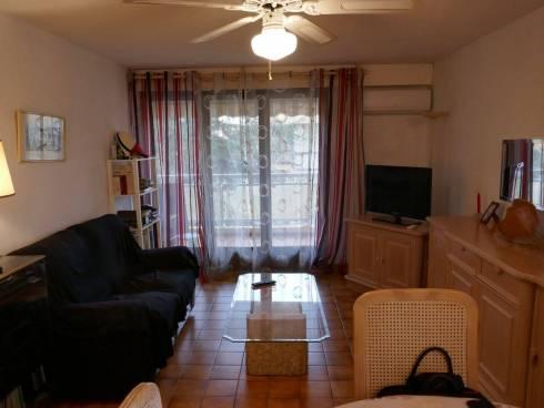 Appartement f3 avec Garage à 7 mn à pieds de la Plage