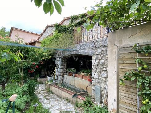 Villa F3 (65m²) sur 509m²