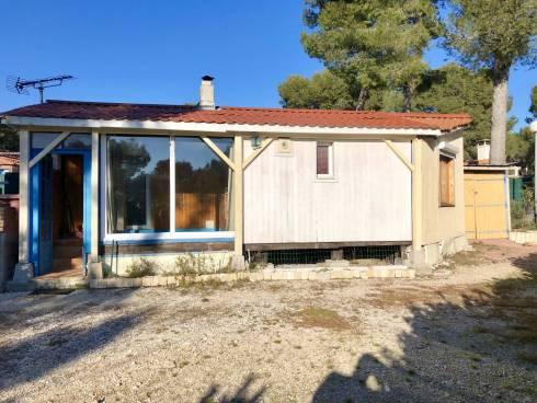 Mobile home LE CASTELLET (83330)